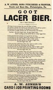 Goot Lager Bier