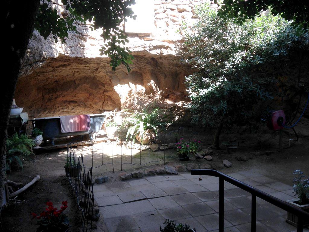 O Jardim Subterrâneo de Forestiere