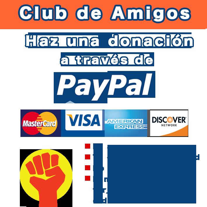 Dona por PayPal