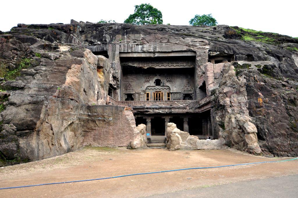 Kailasa, o templo de Shiva em Ellora