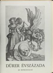 Cover of: Dürer évszázada | [a kiállítást rendezte és a bev. írta: Gerszi Teréz ; Zentai Loránd]. Szépművészeti Múzeum. [Hauptbd.].