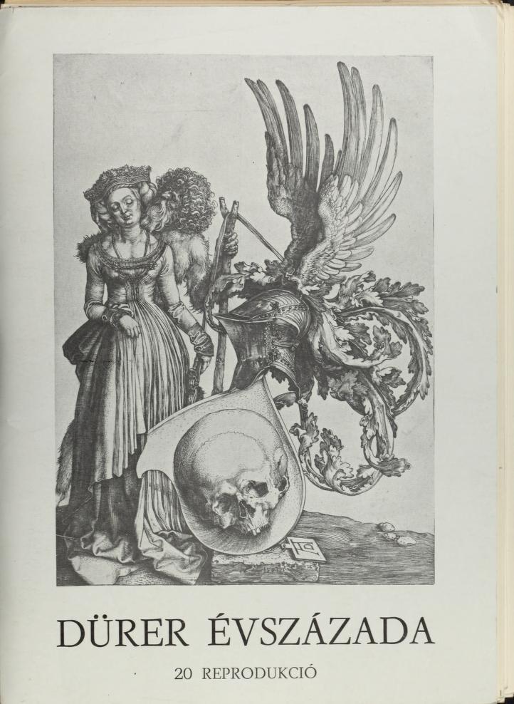 Dürer évszázada by [a kiállítást rendezte és a bev. írta: Gerszi Teréz ; Zentai Loránd]. Szépművészeti Múzeum. [Hauptbd.].